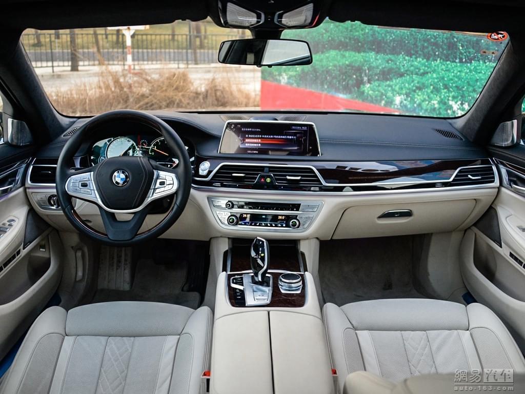 13款车型/89.9万元起 2018款宝马7系上市