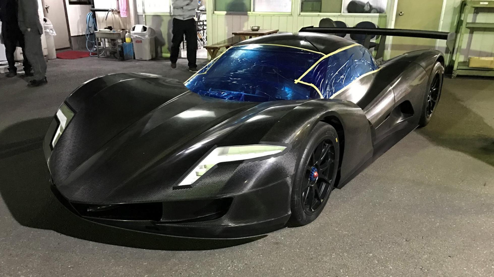 日本将推全球加速最快电动车 百公里加速不到2秒