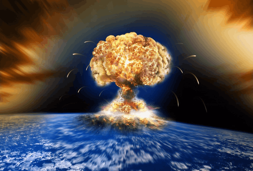 如果在太空引爆核弹会怎样?不会出现蘑菇云!