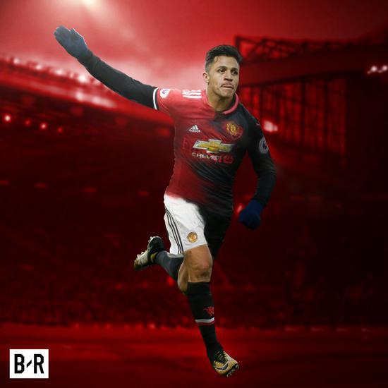 曝桑切斯已与曼联达成一致 1400万镑年薪签约4年半