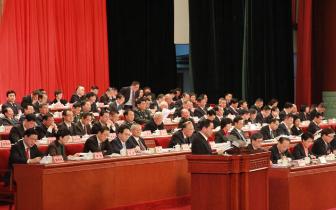 重庆市政协五届一次会议举行第二次大会