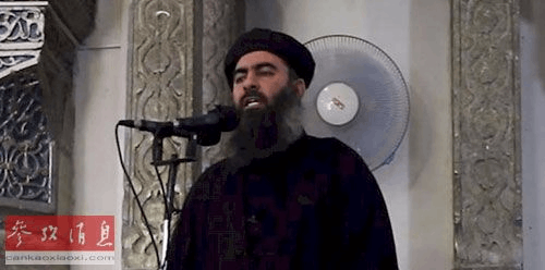 """埃及情报部门:IS头目巴格达迪""""打的""""逃往叙利亚"""