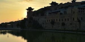 """山西沁水:近400岁明代湘峪古堡""""复活"""""""