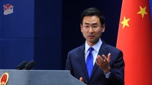 中方回应朝鲜试射洲际弹道导弹:严重关切和反对