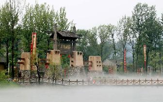 视频:恋乡·太行水镇:一个留住乡愁的地方
