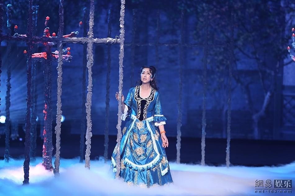 《跨界歌王》江珊:站上舞台不为讨巧 只因热爱