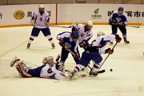 东北冰球比赛