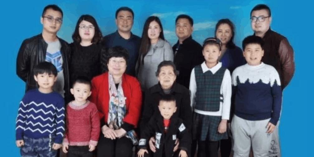 """邯郸商城镇田素芬的家庭被评选为全国""""最美家庭"""""""