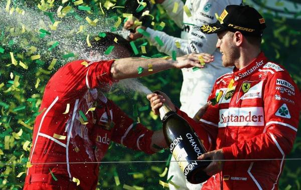 法拉利这冠澳洲车迷等了10年