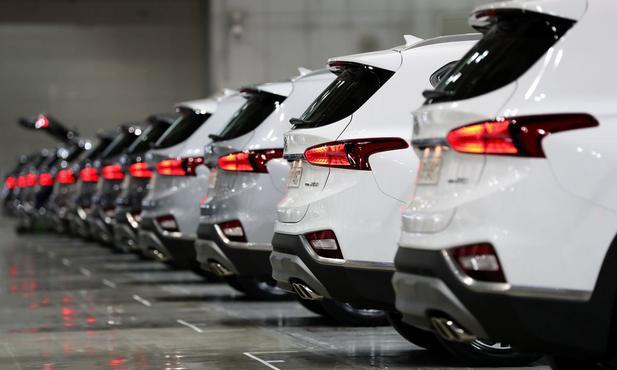现代汽车重组计划遭大股东反对 股价因此下跌