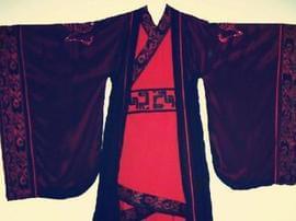 《中国范儿》之汉服:衣冠里的华夏