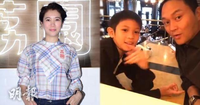 袁咏仪与丈夫张智霖有矛盾?原因竟然是这样的