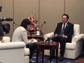 老挝副总理宋赛:中国客商2022年乘火车可直达老挝