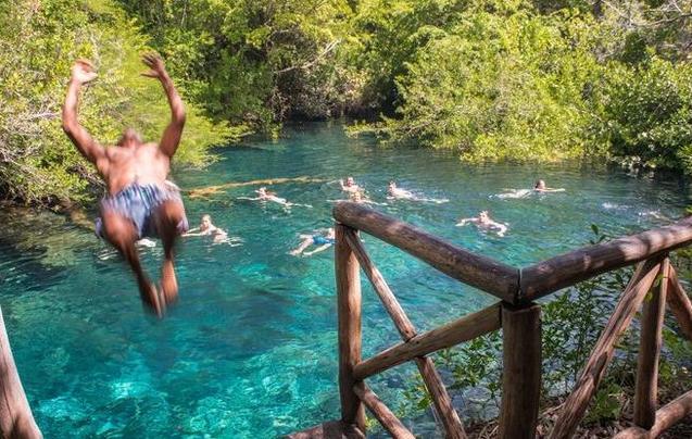 这个原生态海岛能骑马潜水 你肯定没听过!