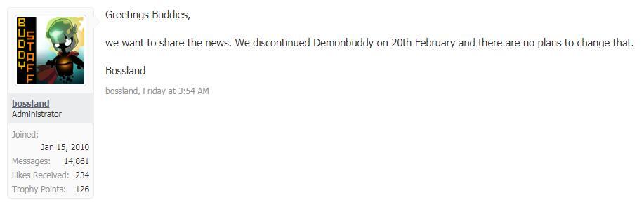 喜大奔普!暗黑3最大外挂开发商宣布停止更新