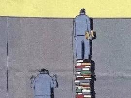 这就是不读书的现实 九张图告诉孩子为什么要读书