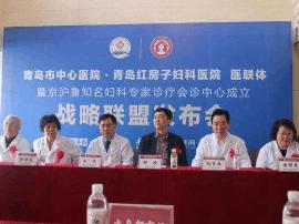 青岛红房子妇科医院正式加入医联体