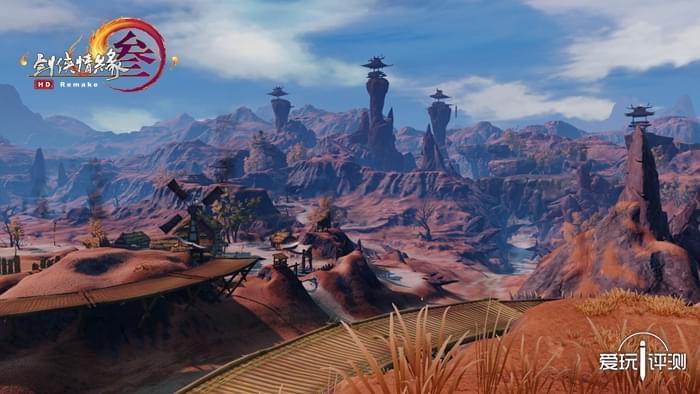 每一帧画面都能成为壁纸 《剑网3》重制版初体验