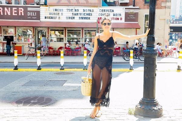 时装周开幕在即 有趣时髦的纽约博主先来一