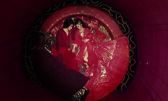 《轩辕剑之汉之云》放大招 曝王瑞子高伟光床照
