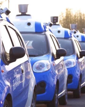 从卖车到无人驾驶 BAT正在撼动汽车行业
