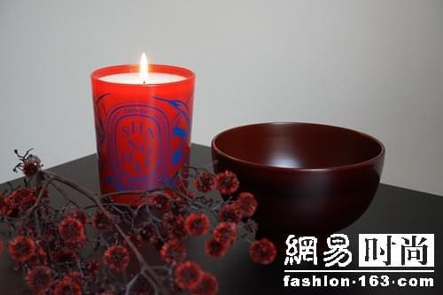 告诉快三开奖结果,diptyque携上海限定版香氛蜡烛香氛旗舰店开幕
