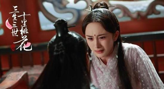《三生三世十里桃花》苦中甜 夜华被素素问誓言是否作数大哭
