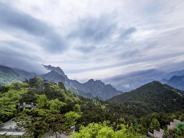 山色湖光,国宝江西,美在庐山