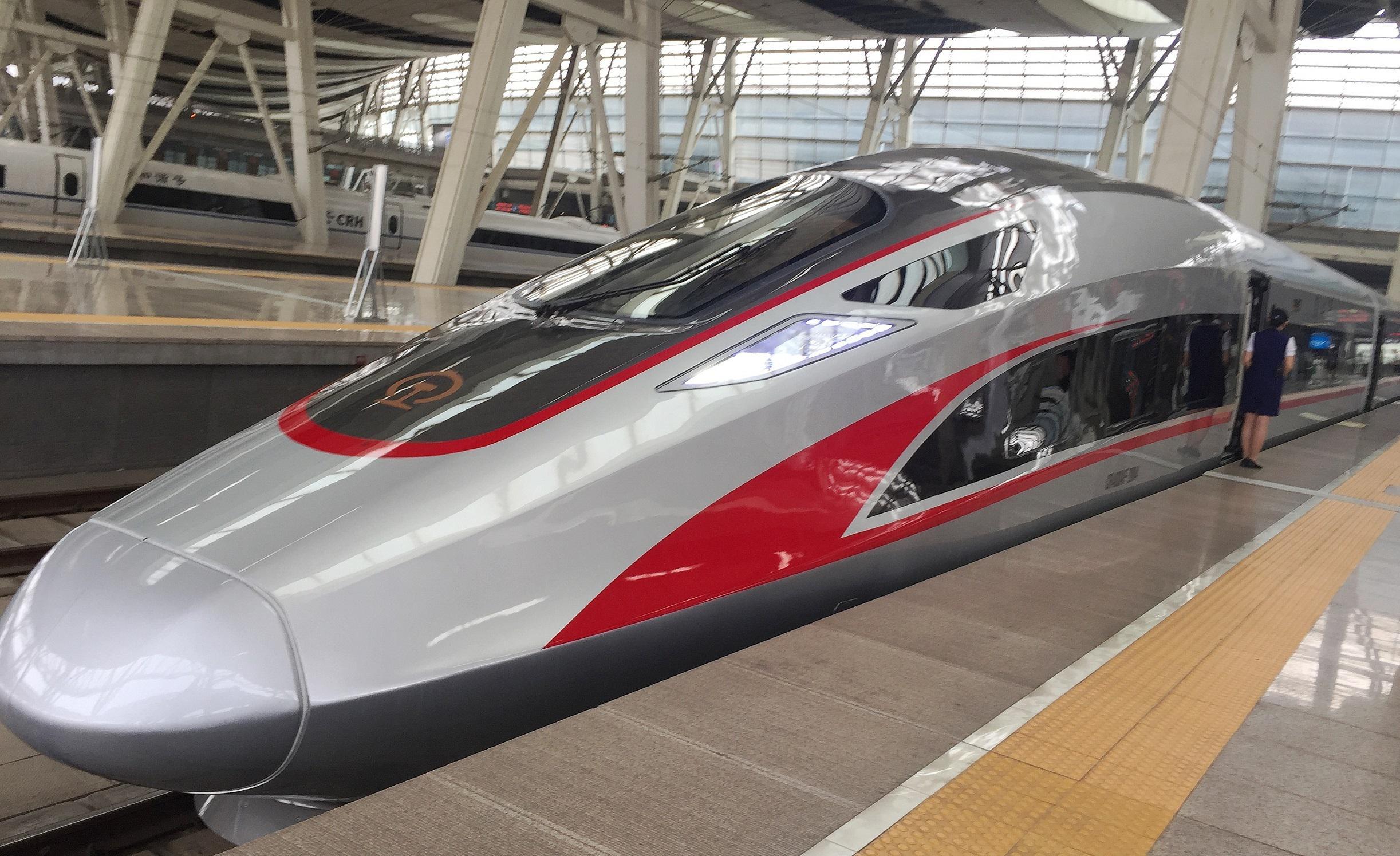 """""""时速400公里""""的中国高铁,能否挽救你的异地恋"""