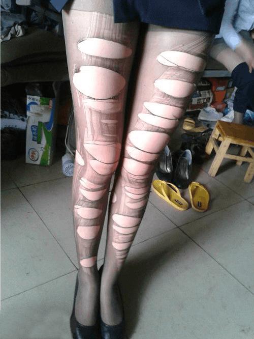 轻松一刻7月6日:结实的丝袜,为何销量不会好?