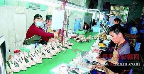 国家鞋材及鞋产品质检中心预计明年挂牌运作