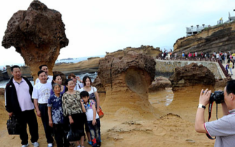 赴台大陆游客减少 台业者忧9月旅行社迎倒闭潮