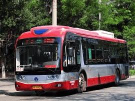 21日起太原又有5条公交线路运行有变化