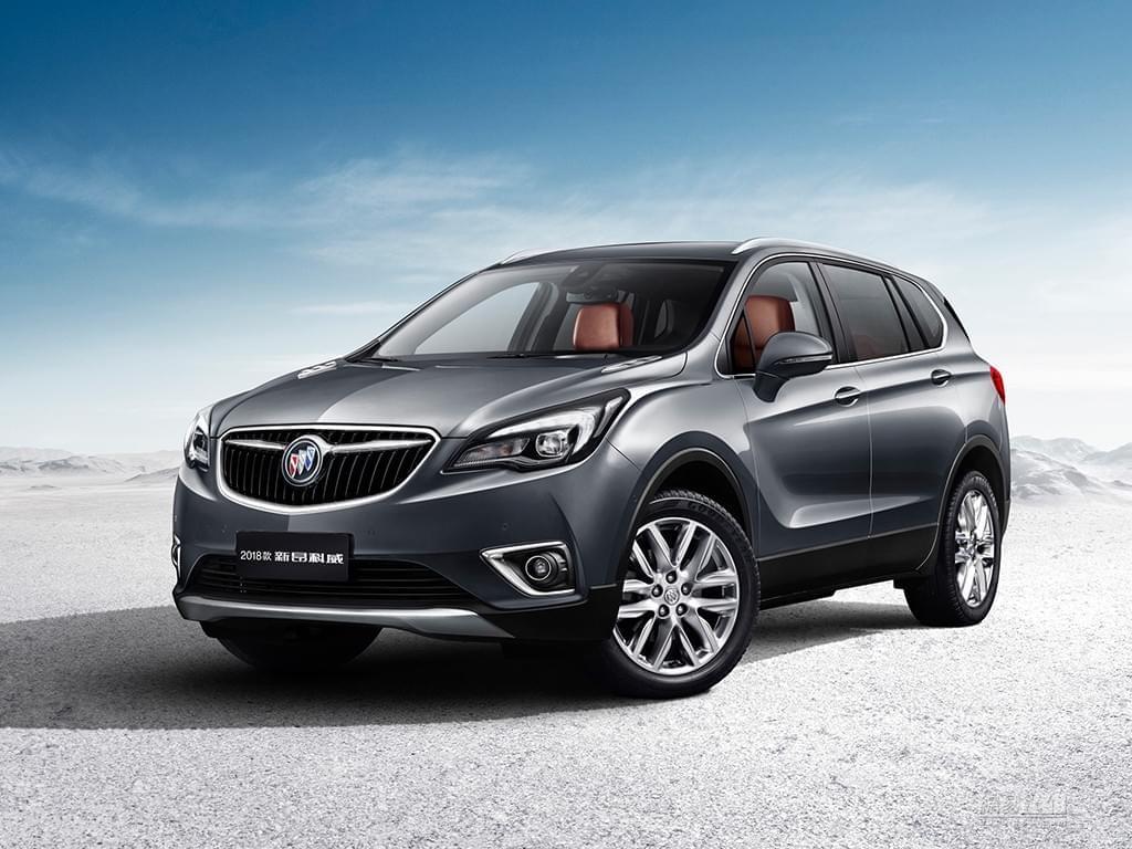 将于广州车展首发 新款昂科威官图发布