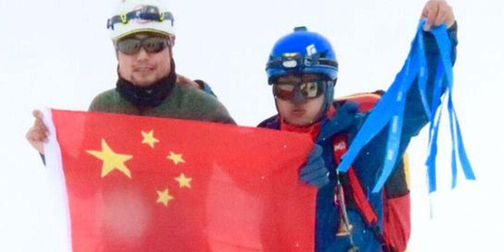那些去珠峰的路上 带着不同心愿的人