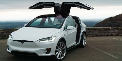 Model X销量飙升 挪威电动车占比达42%