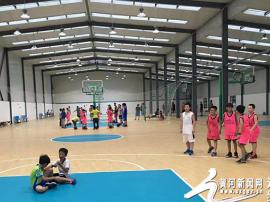 运城市又一家大型室内体育健身场所投入运营