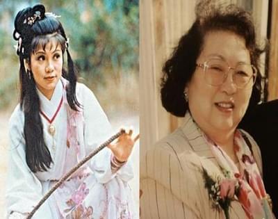 """""""最俏黄蓉""""翁美玲母亲去世 母女将合葬"""