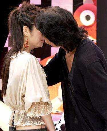 马景涛曾撩遍女神如今却靠强吻上头条 过气明星努力样子真让人心酸