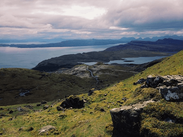 那一次 单枪匹马苏格兰天空岛搭车之旅
