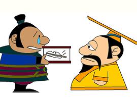 中华文明《典出山西》第二十三期:千里送鹅毛