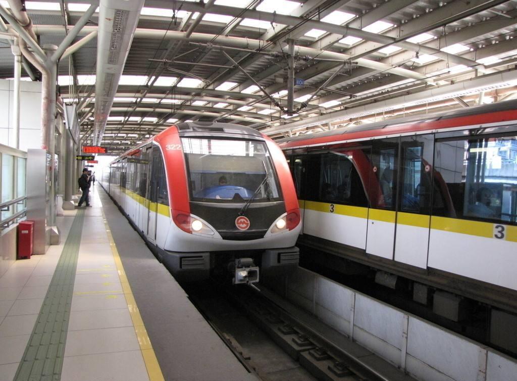 地铁7号线规划由西青大寺至北部新区 双线至大寺周边多