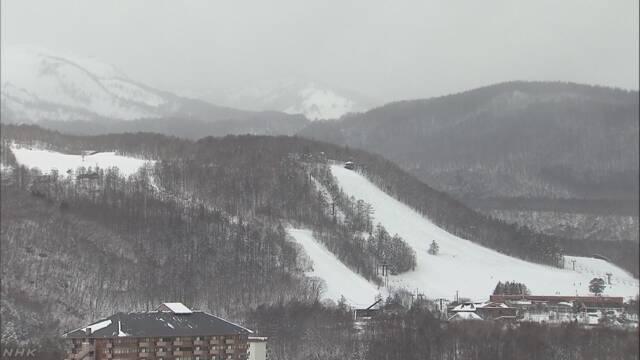 日本滑雪场发生雪崩6名自卫队员训练时遭埋