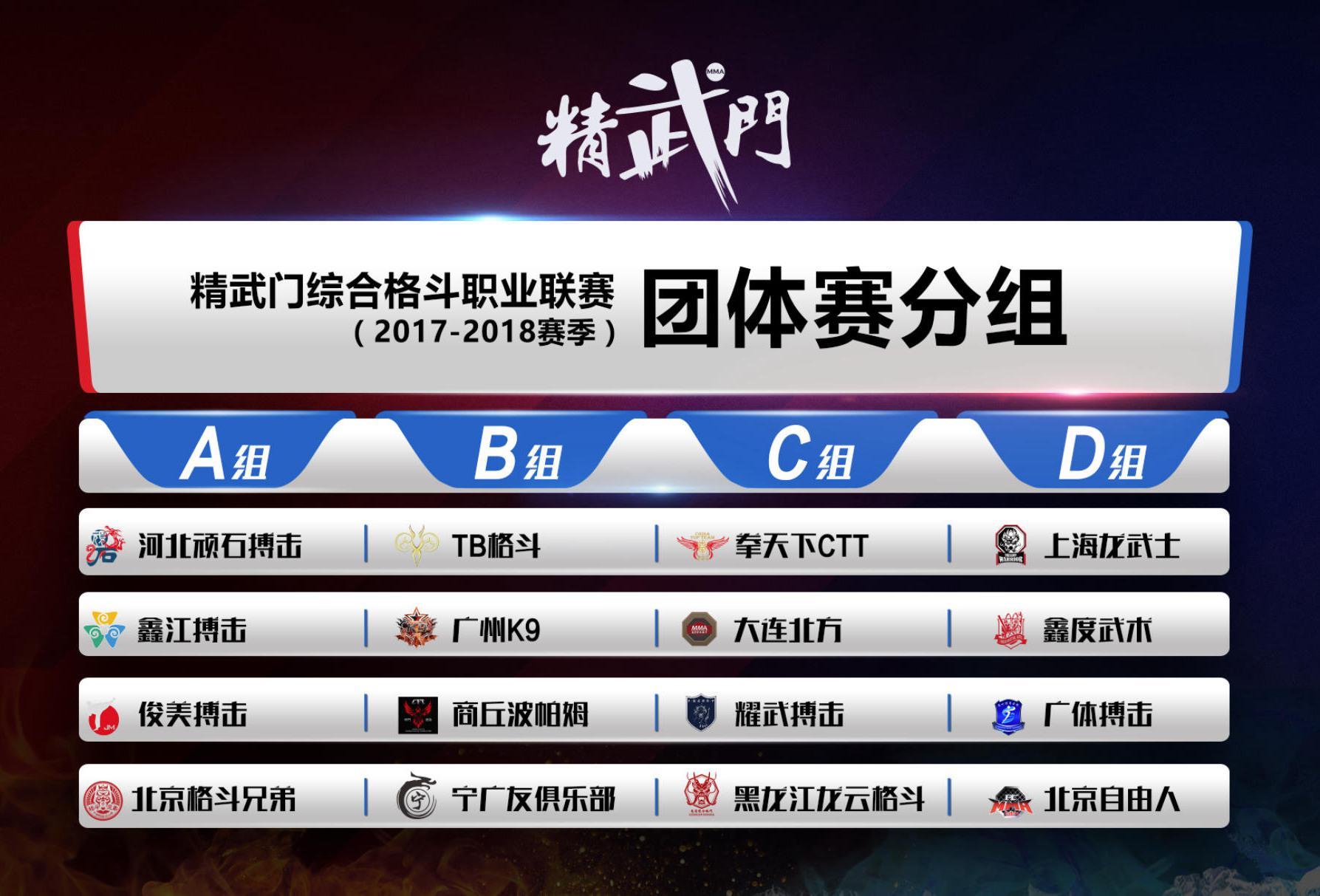 2018中国MMA首战圆满落幕 最强对决完美诠释