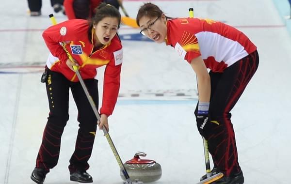 女子冰壶世锦赛中国7-6韩国