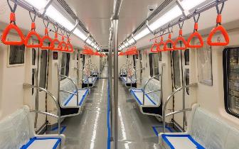 天津地铁6号线上线跑图 距开通又近一步