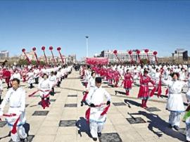 锡林郭勒盟庆祝自治区成立70周年群众性文化体育活动启