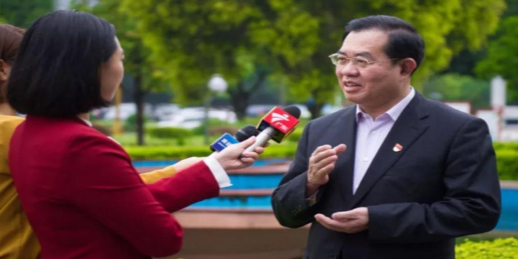 新任市委书记郭锋专访,透露一系列大利好