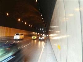 所有隧道抓拍违法变道等行为 记3分罚150元