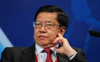 """龙永图:""""一带一路""""是提供中国对外投资的重要载体"""